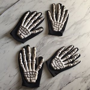 Accessories - 🍊Skeleton Gloves Halloween Costume